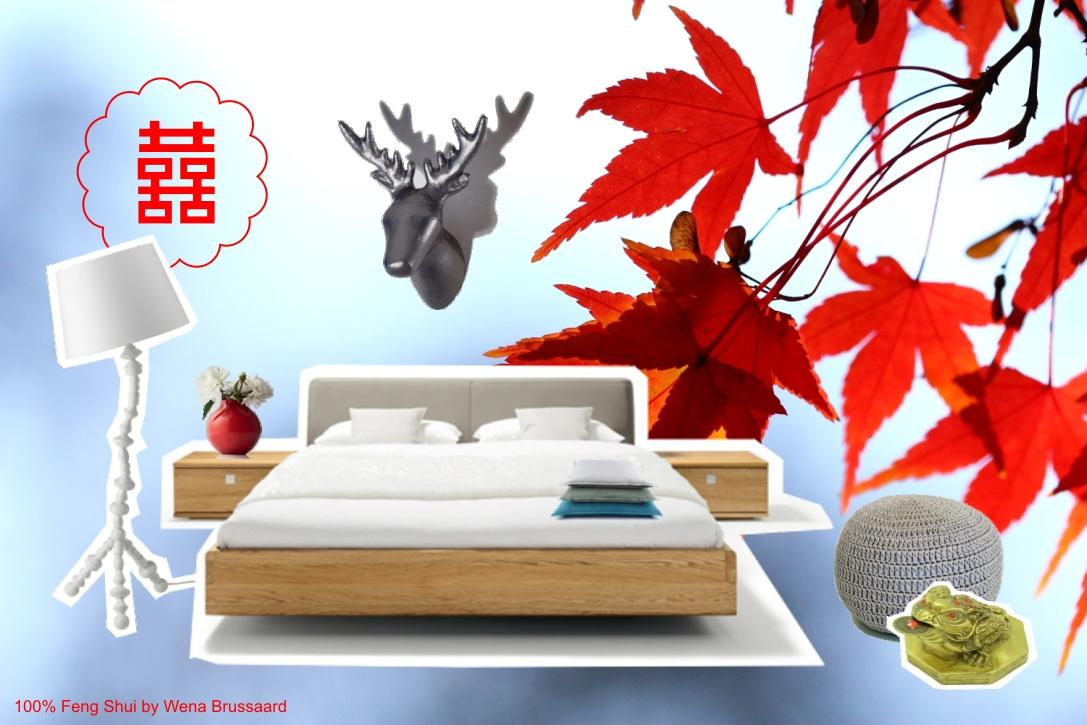 Feng Shui ontwerp en inrichting