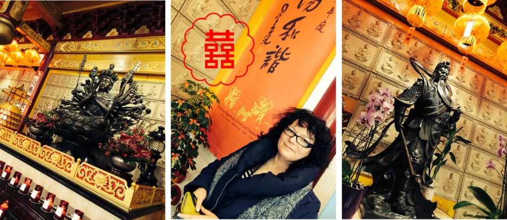 He Hua Tempel Amsterdam