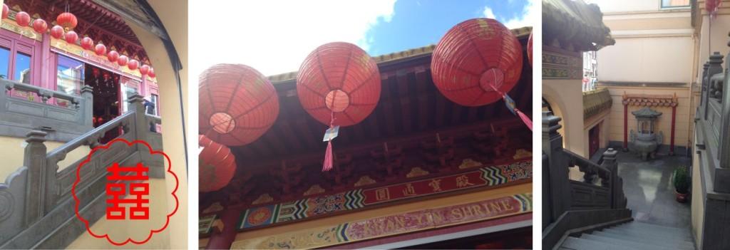 Boeddhistische He Hua Tempel Amsterdam