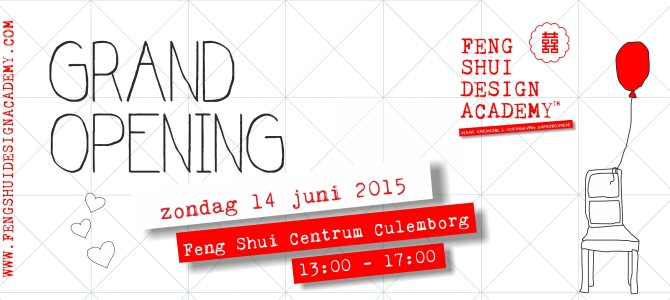 OPENING Feng Shui & Spiritueel Centrum Culemborg