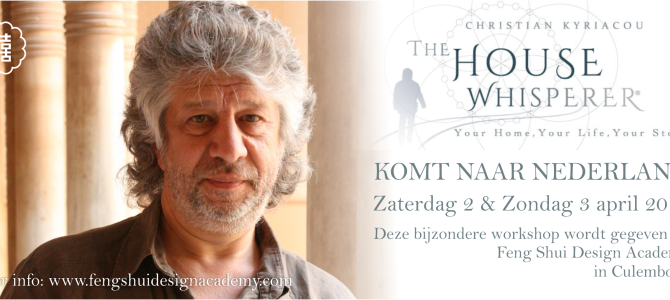 2-daagse workshop met Christian Kyriacou – The House Whisperer