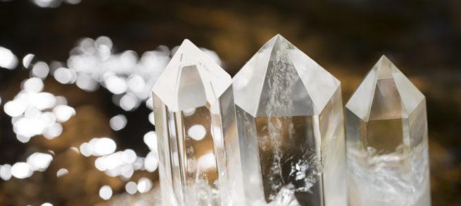 WORKSHOP Feng Shui kristallen
