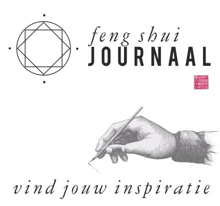 FENG SHUI JOURNAAL van Feng Shui Design Academy