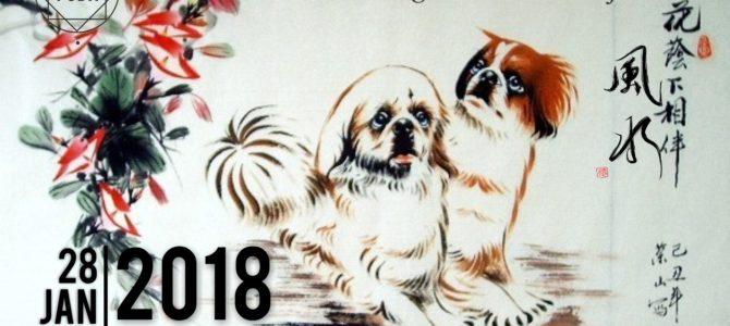 Feng Shui Nieuwjaarslezing 2018 UITVERKOCHT!