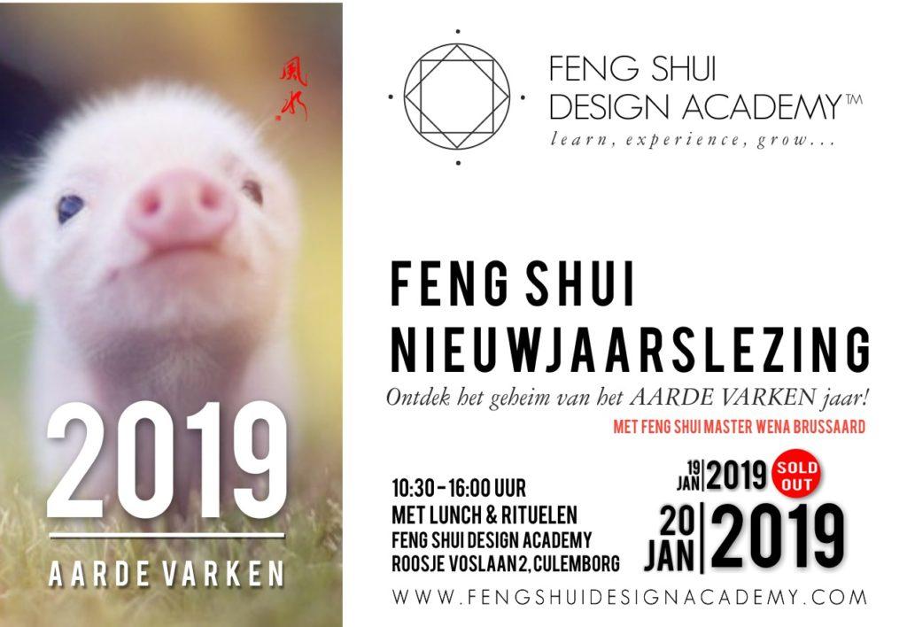 Feng Shui Nieuwjaarslezing 2019_Feng Shui Design Academy