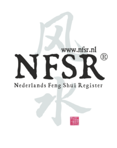 logo NFSR website header Nederlands Feng Shui Register