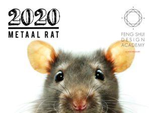 Feng Shui Nieuwjaarslezing 2020 - Metaal Rat @ Feng Shui Design Academy